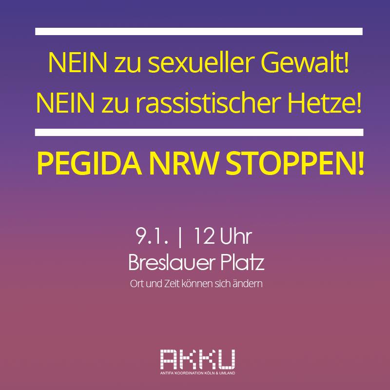 Pegida Nrw Facebook